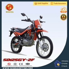 Powerful 110CC 125CC Air Cooled Dirt Bike SD125GY-2F