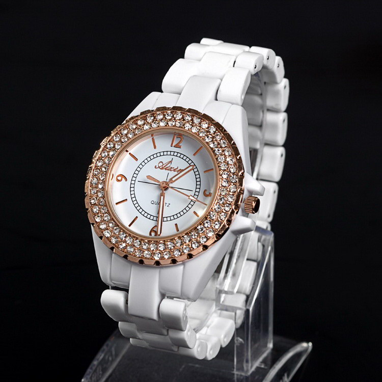 Top quality hotsell ceramic watch ladies