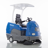 ART S15P mechanical broom sweeper