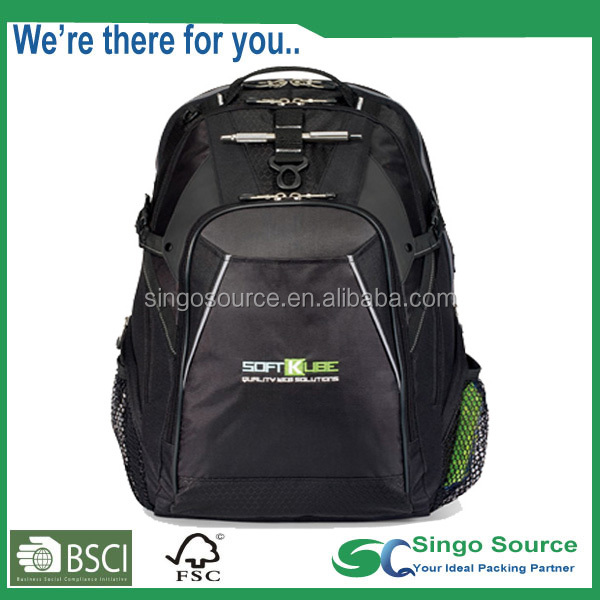 Cheap Promotional China School Backpack