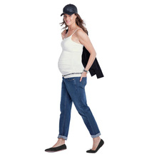 Maternity Breastfeeding seamless tank top With Small MOQ