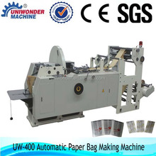 professional manufacturer paper bag making machine price