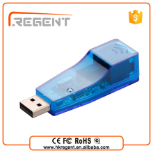 Ethernet External USB to wireless lan drivers converter RJ45 Network Card Adapter 10/100 Mbps
