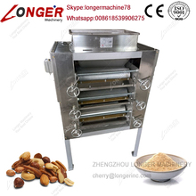 Best selling Stainless Steel Groundnut Crushing Machine Nut Crusher