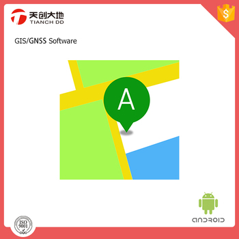 New Arrival Android GNSS GIS GPS Software For Geophysical Work