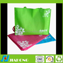 nonwoven shopping bag with full-color printing