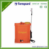16L PP China manufacturer excellent material orchard sprayer
