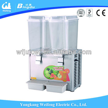WF-A88 cold drink dispenser/slush machine/ Sparying juicer