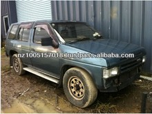 Used Automobile Nissan TD27 4-Cylinder Diesel Engine for Sale