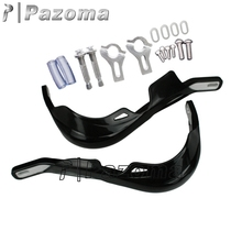 PAZOMA Aluminum Bar Hightening Motorcycle Hand Protection Motorcycle Handguards For Honda Dirt Bike