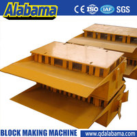 overseas train workers service 2014 China new product sand lime brick making machine
