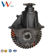 used differential assy forward dump truck spare parts for sale