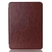 NEW ARRIVAL Leather case for Amazon Kindle series kindle touch