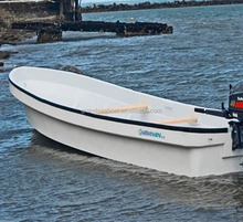 23ft / 7m Wasen Model Cheap price Work&Long Fiberglass Boat