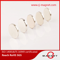 new design and high performance N35 disc neodymium magnet