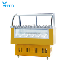 2018 Newest Ice-lolly Freezer Display Refrigerator/Ice Cream Show Case/Ice Cream Display Freezer