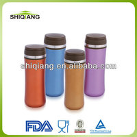 350ml double wall stainless steel atlasware vacuum flask with tea filter leakproof lid