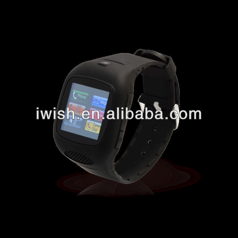newest quadband smallest bluetooth, GPRS, camera, touch screen, small mini watch phone