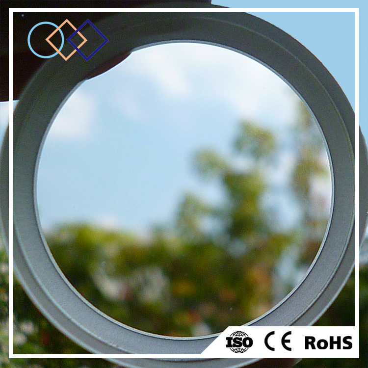 High precision wholesale big round bk7 glass glued lens