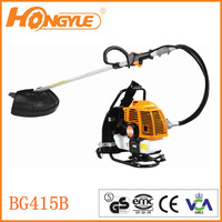41.5cc GS,CE approved single cylinder1e40f-5 engine gasoline echo brush cutter sold well in Southeast Asia
