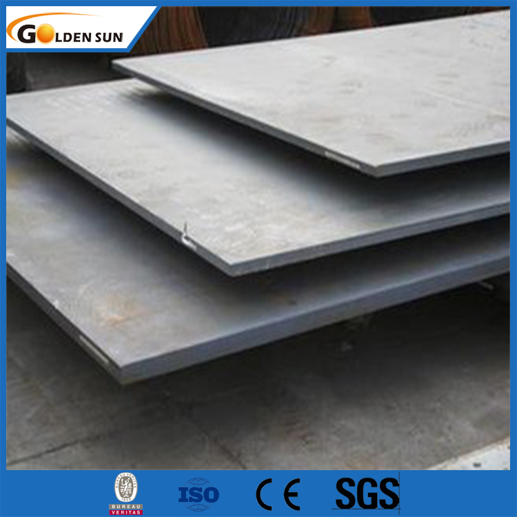 Ordinary Carbon Structural Hot Rolled Sheet / Plate for Structure Machine for machine and construction material 88