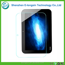 Elongsin high clear 9h anti-broken tempered glass film for Toshiba AT10-A screen protector