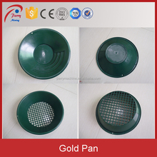 Placer Plastic Gold Pan Equipment for Gold Separation