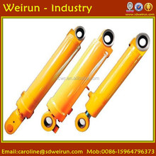cheap price steel coating double acting hydraulic cylinder