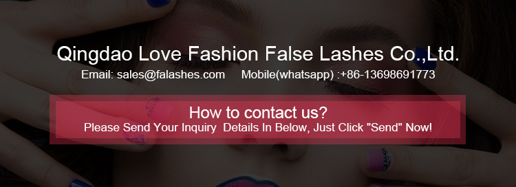 China factory double false custom round lash packaging dual magnetic eyelashes