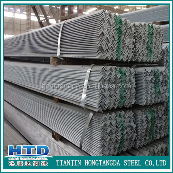 galvanized steel angels equal shape steel angle bar