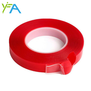 Strong Lasting acrylic adhesive clear vhb double-sided foam tape