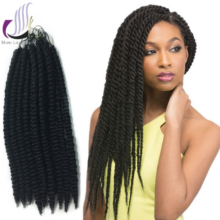 Toyokalon Crochet Braids Synthetic Ombre Marley Hair Braid,Wholesale ...