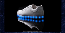 LED shoes manufacture price 2016