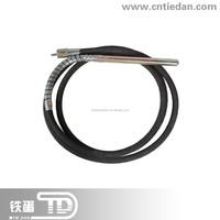 Taizhou china good quality insertion concrete vibrator , concrete vibrator hose