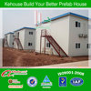 low cost/movale/mobile fast build economic steel movable lodging house