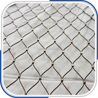 Zoo Rope Mesh For Animal Cages