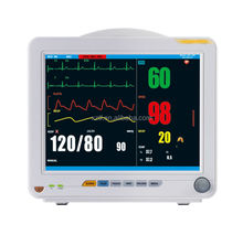 patient monitor Hot Sale Medical Equipment 12.1 inch multi parameter bedside patient monitor
