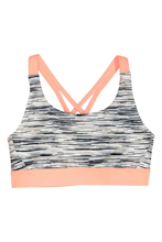 Ladies' sports bra yoga wear