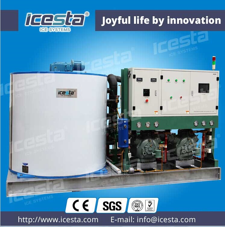 Industrial Ice Flake Systems Ice machine Ice making system