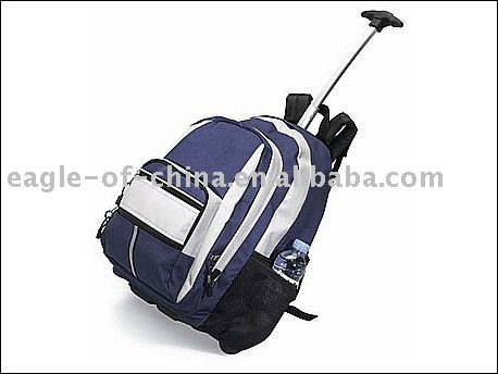 sports travel bag trolley