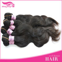 Fast DHL Delivery and Wholesale!Raw Indian Hair Machine Wall hair