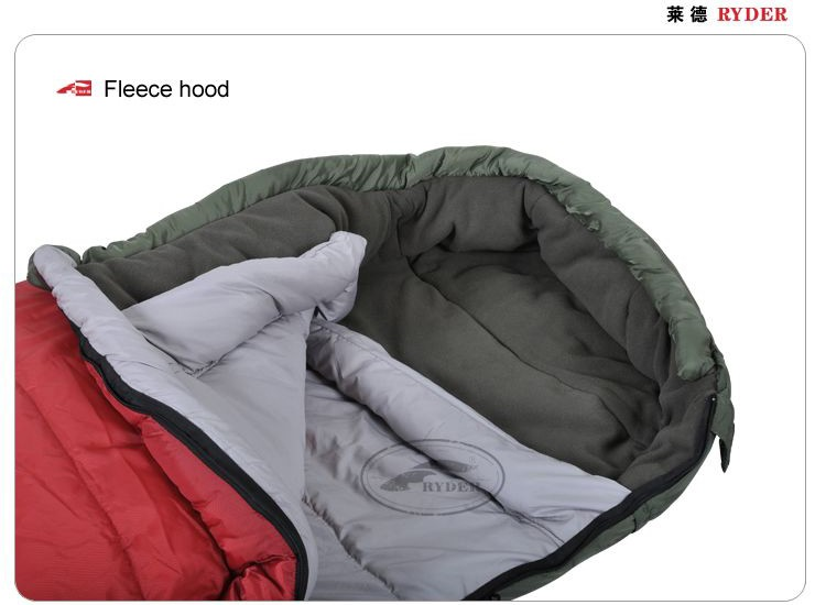 Wholesale 2 Layer Mummy Outdoor Sleeping Bag Sale
