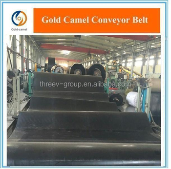 Chemical Resistant CC Rubber Conveyor Belt