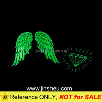 Angel Wing Club Party Body Sticker Glow in the Dark Temporary Tattoo
