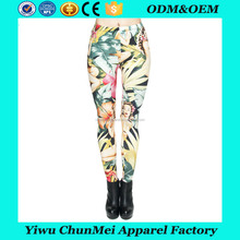 2017 latest top selling free size custom spring and summer new style transparent legging pictures