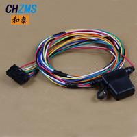 Machine tools wiring harness/Auto car wiring harness custom made