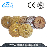 Metal Bond Diamond Polishing Pads Wet Polishing