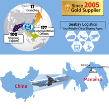 china air shipping to panama city