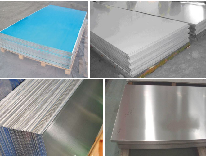 Aluminum sheet 5052 5083 5754 for truck and fuel tank