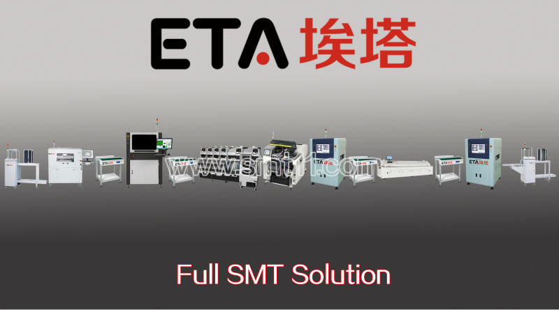 PCB & PCBA assembly line factory, SMT/LED assembly & Full assembly(mounter+printer+reflow oven)